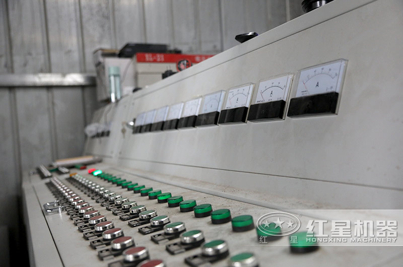石灰石加工厂智能化控制系统操作台