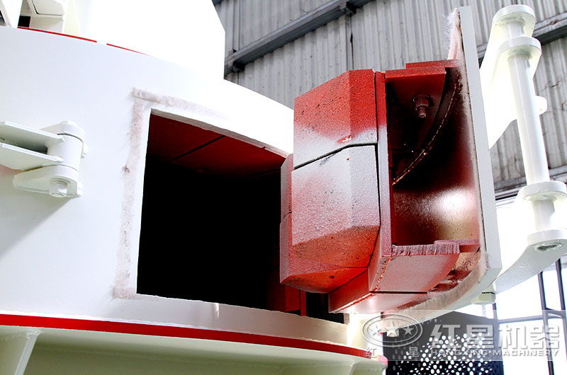VSI石子整形机细节展示