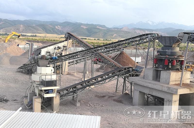 安徽客户磕石子厂