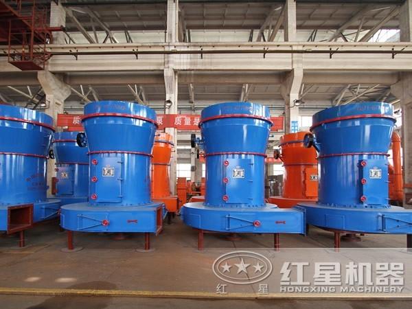 时产800吨欧版磨粉机结构特点