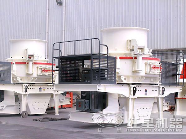hvi制砂机,时产500吨