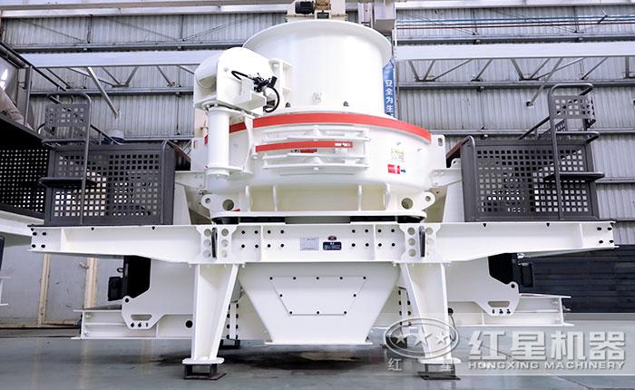 固定的人工制砂机(HVI型)