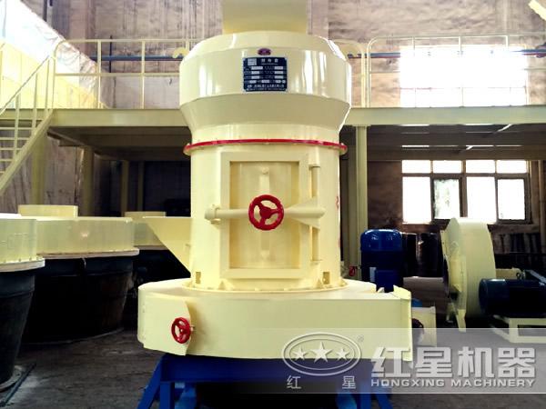 石粉磨粉机产量大