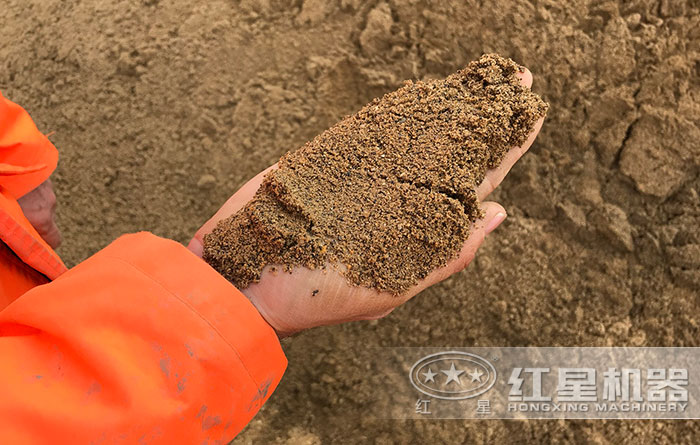 人工造沙成品