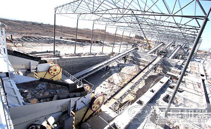 1600-2100大型颚式破碎机